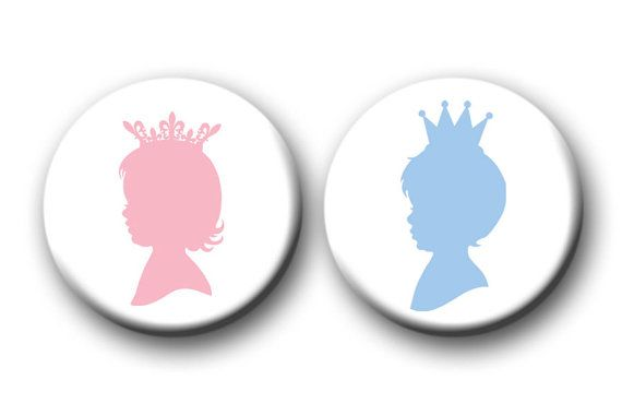 570x380 Baby Prince Silhouette