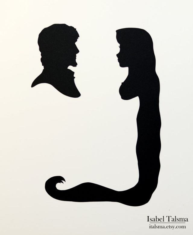 Princess And The Frog Silhouette
