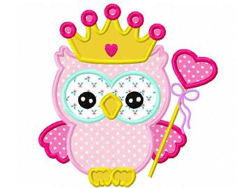 340x270 Owl Clipart Princess