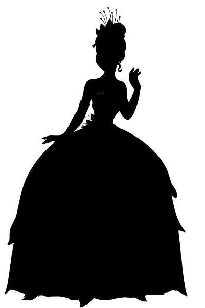 401x600 Disney Princess Tiana Svg