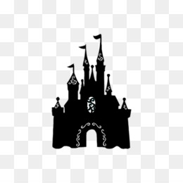 260x260 Free Download Sleeping Beauty Castle Cinderella Castle Silhouette