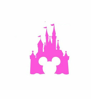380x380 Castle Svg Minnie Mouse Svg Monogram Svg Princess Svg