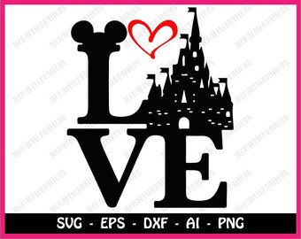 340x270 Princess Castle Svg Etsy