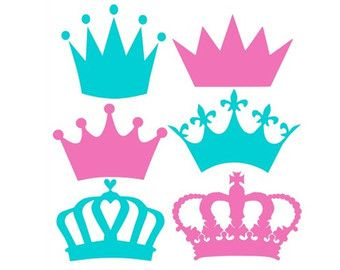 340x270 Crown Svg,princess Crown Svg,crown Monogram Svg,crowns Svg,crown