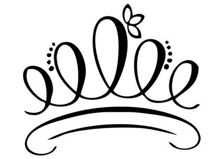 princess crown silhouette at getdrawings com free for personal use rh getdrawings com  free clipart of crowns and tiaras