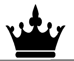 300x250 Clipart Crown Princess Free Images