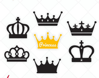 340x270 Little Prince Svg Crown Prince Cut File Royal Prince Vector