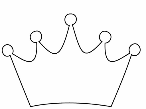 512x384 Princess Crown Clipart Free Image