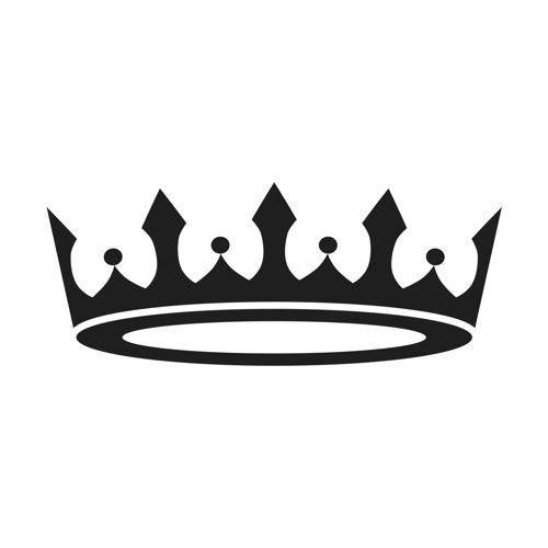 princess crown silhouette clip art at getdrawings com free for rh getdrawings com clip art crowns free clip art crown for queens