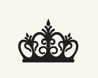 340x270 Crown Dxf Etsy