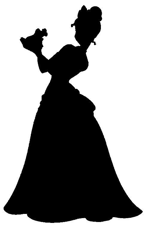 Princess Jasmine Silhouette