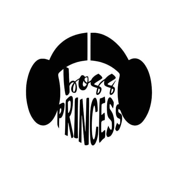570x570 Star Wars Svg Princess Leia Svg Boss Princess Svg Svg Files
