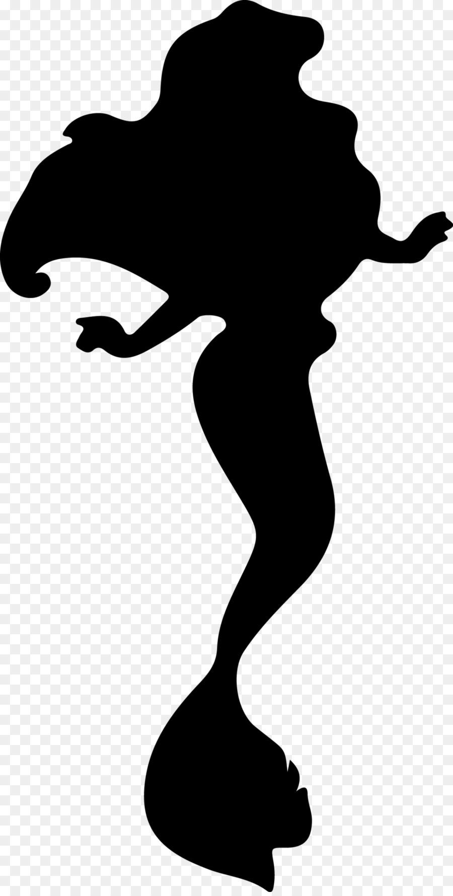900x1780 Ariel Rapunzel Disney Princess Silhouette Stencil