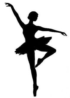 236x333 Pictures Ballerina Silhouette Printable,