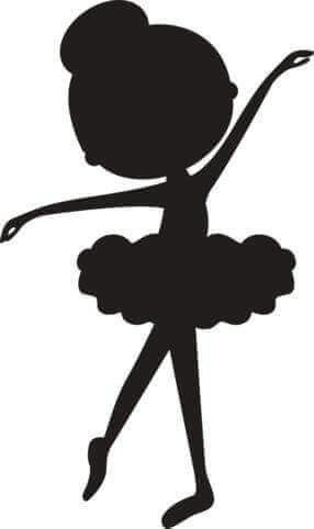 286x482 Pictures Ballerina Silhouette Printable,