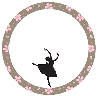 320x312 Ballet Free Printable Toppers, Images And Candy Bar Labels. Oh