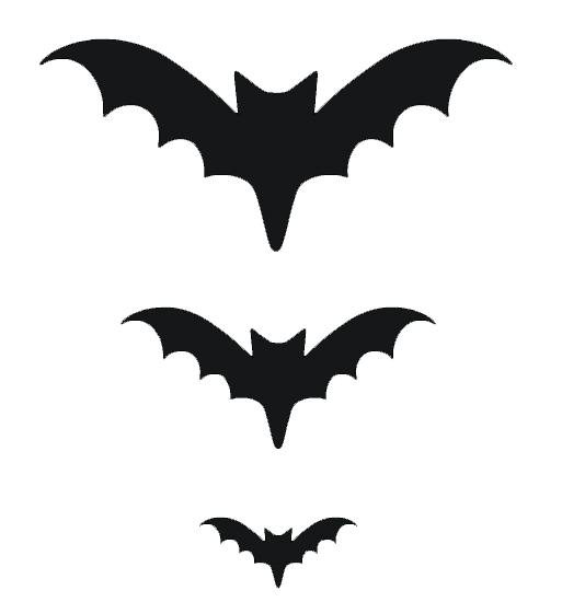 513x550 Bat Template. Free Bat Template Fun For Free Bat Template