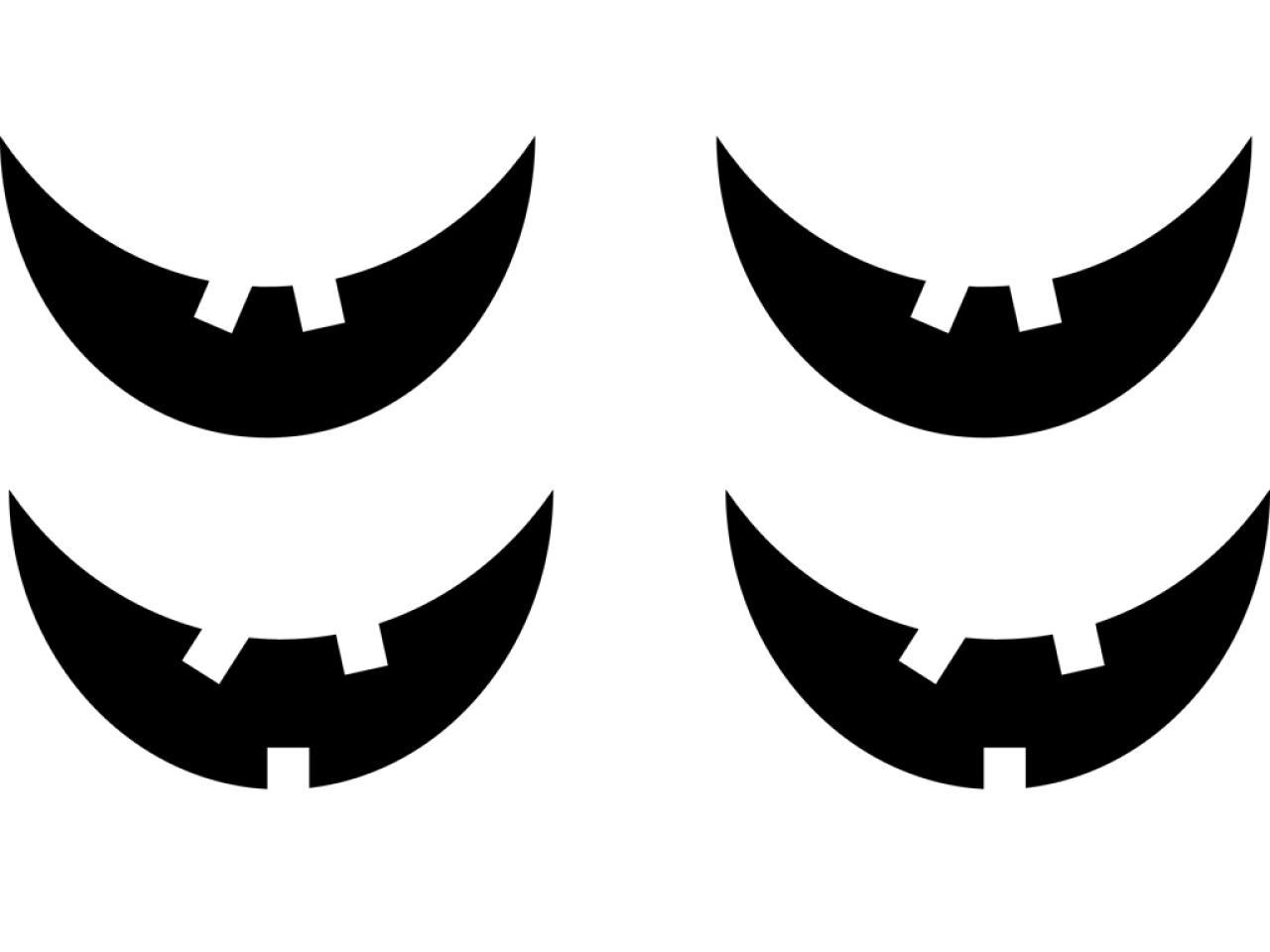 1280x960 41 Printable (And Free!) Halloween Templates Hgtv