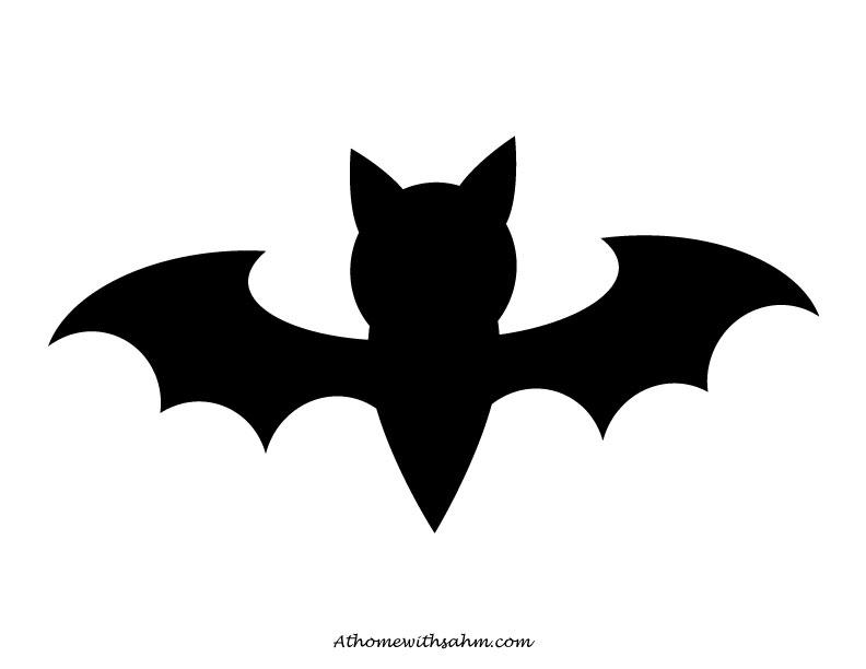 792x612 Bat Play Dough Mats And Craft Templates At Home With Sahm
