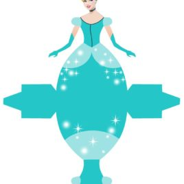 268x268 Cinderella Free Printable And Disney Princess