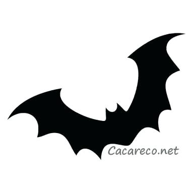 383x383 Bat Drawing Templates Fun For Bat Drawing Template Drawing