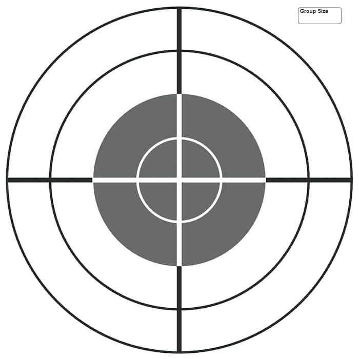700x700 Printable Gun Targets Pistol Target Printable Pellet Gun Targets