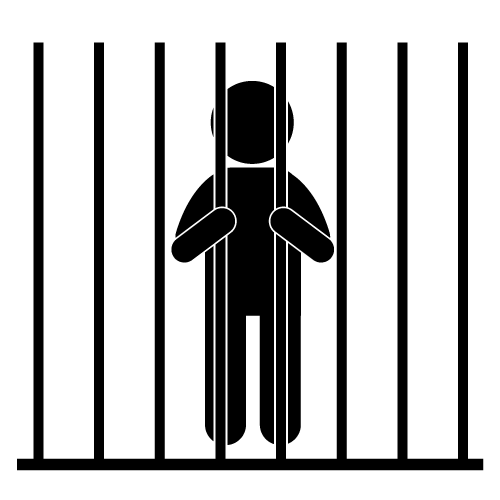 500x500 Comic Pictures Of Jail Cells To Share On Facebook Prison Clipart