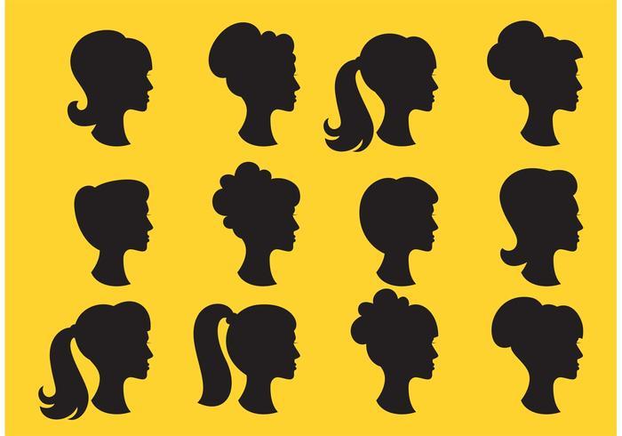 700x490 Head Silhouettes Profile