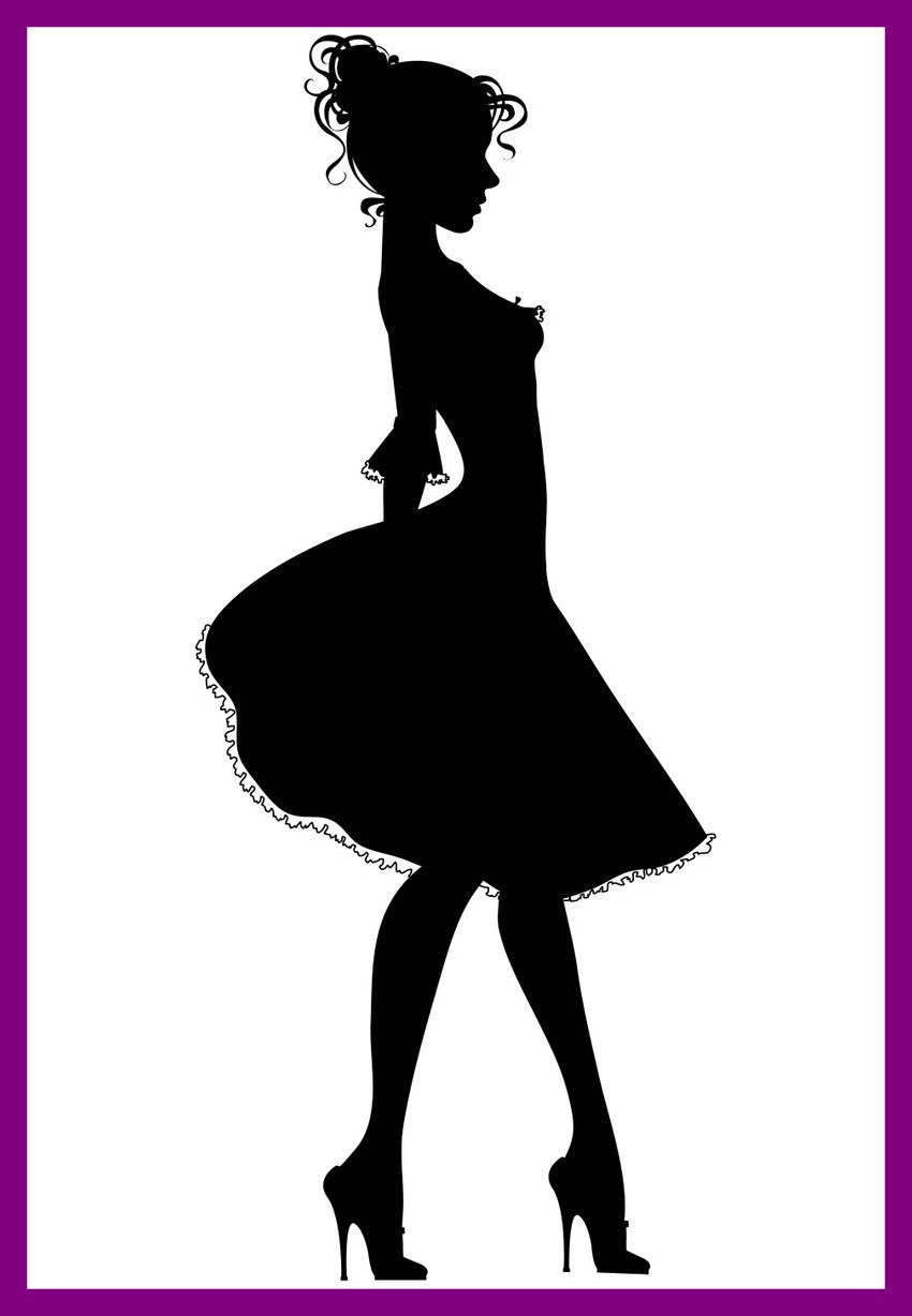 850x1228 Awesome Formal Clipart Of Prom Gown Trends And Popular Prom Gown