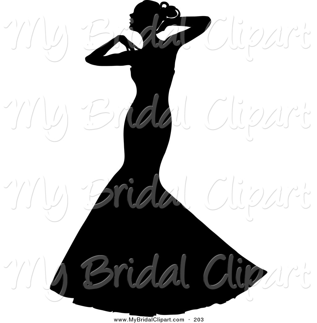 prom silhouette at getdrawings com free for personal use prom rh getdrawings com free prom dress clipart prom dress clipart