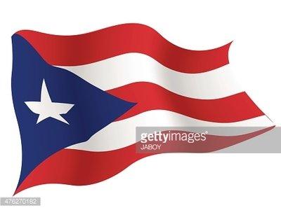 400x300 Puerto Rico Flag Flag Stock Vectors