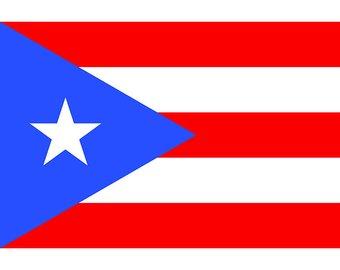 340x270 Puerto Rico Svg Etsy
