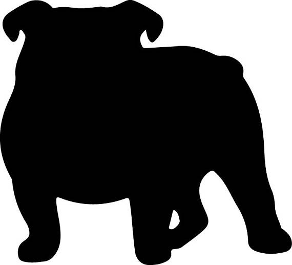 570x517 Dog Svg Dog Vector Dog Clipart Dog Silhouette Svg Files
