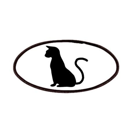 460x460 Black Cat Patches