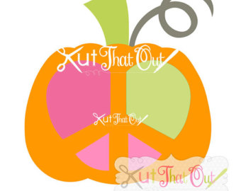 340x270 Pumpkin Monogram Svg, Thanksgiving Svg, Pumpkin Monogram, Fall Svg