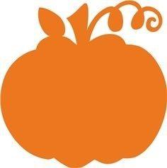 236x238 Cute Pumpkin Silhouette Cyberuse