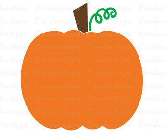340x270 Pumpkin Cutting File Pumpkin Svg Pumpkin Cut File