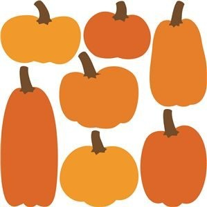299x300 Pumpkin Silhouette Patterns Cyberuse Inside Pumpkin Silhouette