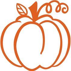 236x236 Silhouette Design Store Pumpkin Patch Monogram Frame Sophie