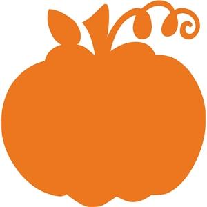 300x300 Pumpkin Silhouette Silhouette Design, Silhouettes And Cricut