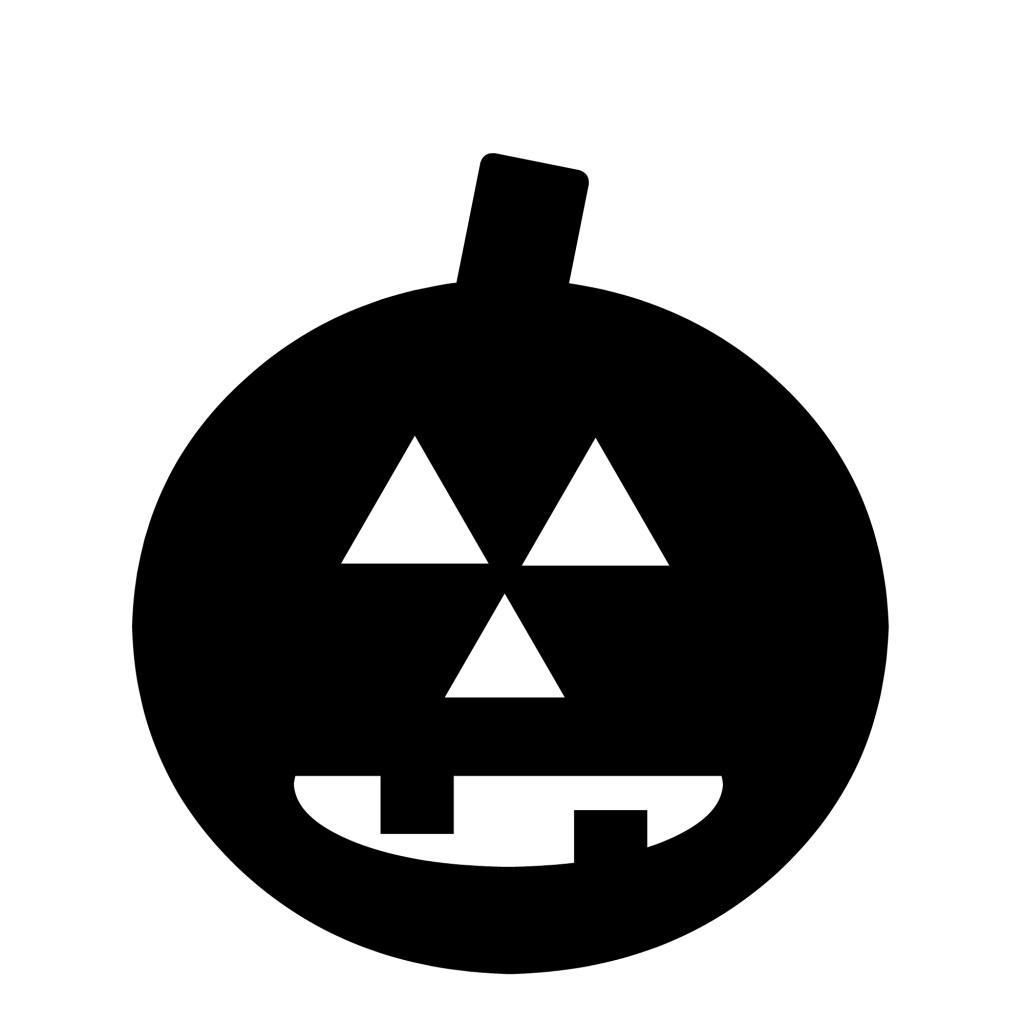 1024x1024 Shadow Box Pumpkins
