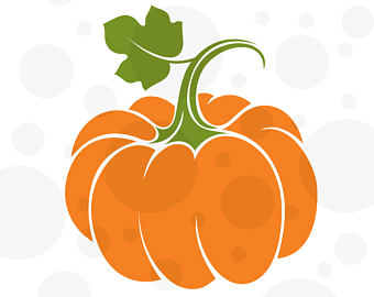 340x270 Simple Pumpkin Outline Svg Cut File For Cricut Or Other