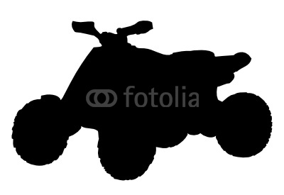 400x275 Fototapete Quad (Quadricycle)