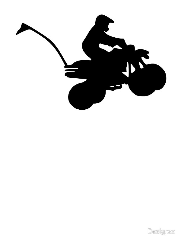 600x800 Quad Atv Stickers By Designzz Redbubble