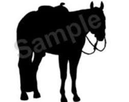 252x200 Image Result For Quarter Horse Silhouette Silhouette Download