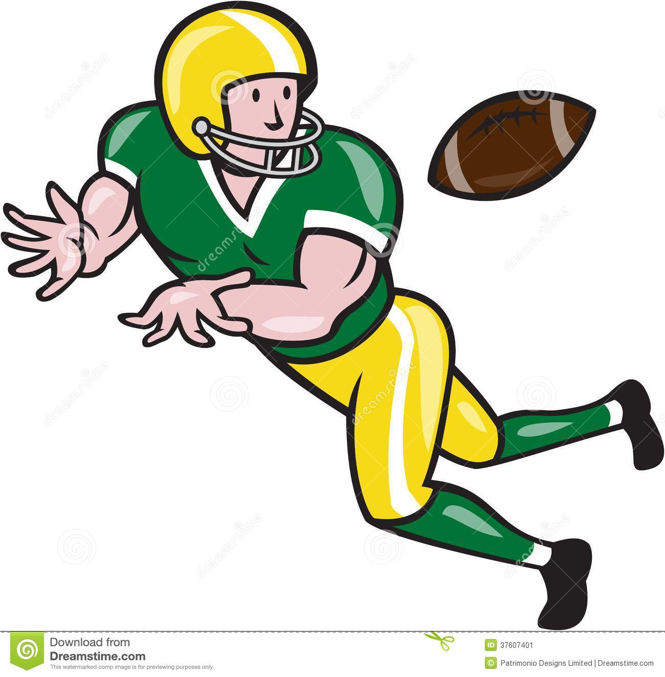 1300x1325 Quarterback Throwing Clipart