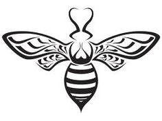 236x176 Bildergebnis Stencil Bee Bees Bees, Stenciling