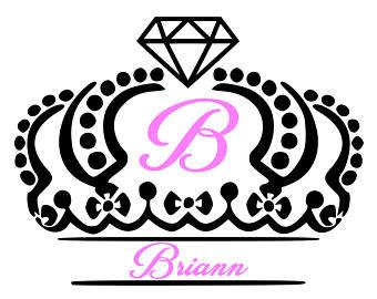 340x270 Queen Crown Png Etsy