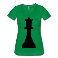 190x190 Silhouette Chess Piece Remix Queen Dama By Martmel Us