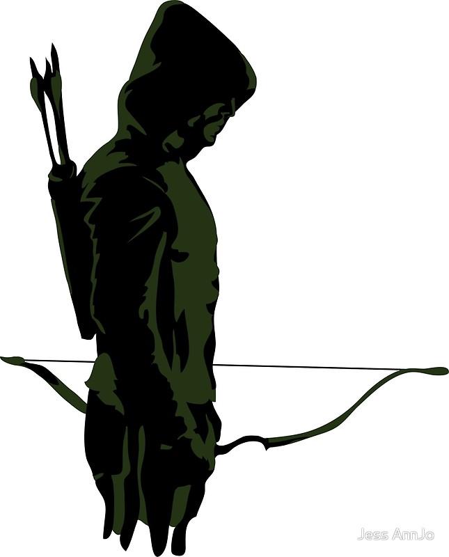 645x800 Green Arrow